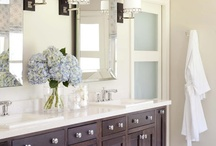 """Master Bathroom Update / Ways to make our bathroom """"ours"""" / by Brandy Shoemaker"""