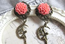 ☽ Plugs & tunnels for ladies ☾♀ / How to be a tender, gentle princess while wearing plugs ♥
