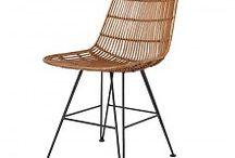 chaise rotin 2