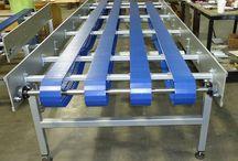 Bakery Equipment Parts / We produce economical parts for existing automated bakery equipment.
