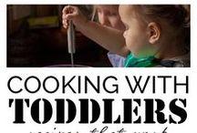 preschool cooking x