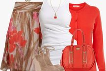 Fashion Ideas / Colours and accessories