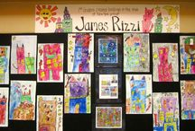 Artist - James Rizzi / by Alicia Buck