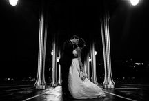 Paris Elopement Couples / Beautiful couples in love having eloped in Paris … or somewhere else