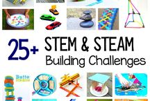 STEAM Activities for Kids / Science, Technology, Engineering, Art and Math activities for children