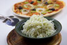 Recept pizza o tillbehör
