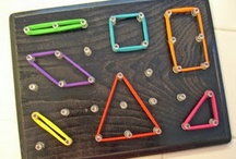 Math, Manipulatives & Puzzles / by Emily Roller