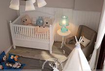 Anneli Eli Değmiş Gibi Hazırlanan Özel Tasarım Bebek Odası Takımları