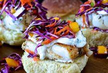Fish & Seafood Recipes / Healthy fish recipes, healthy seafood recipes
