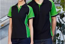 Summer Uniforms / T - shirts, Polo Shirts, Singlets - for all occasions.
