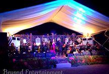Beyond Entertainment / Entertainment for various events