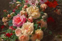Jean Baptiste Robie..malarstwo