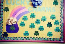 Bulletin board ideas / by Candy Simchik