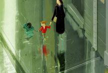 Pascal Campion illustration.