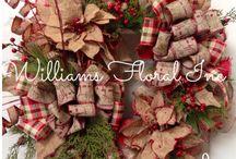 Wreath  -koszorúk