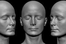 3d Art - Heads