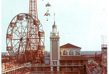 Coney Island, Brooklyn, New York / Coney Island, Steeplechase, Brooklyn, New York / by Susan Ray