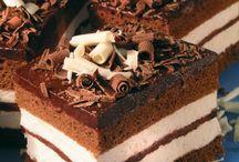 sütik / cakes