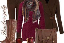 Stijl / Mooie kledingcombinaties