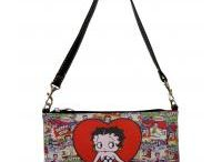 Betty Boop Handbags / The Iconic Betty Boop Fashion accessories