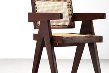 Pierre Jeanneret conference armchair