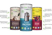 Elite bio Protein / Elite bio Protein by wahbio hat einen neuen Maßstab in Deutschland, im Bereich Bio Eiweiß gesetzt. Mit nachhaltigen und hochwertigen Zutaten, bieten wir ein nahrhaftes Eiweißgetränk in spitzen Qualität.   Im Gegensatz zu den herkömmlichen Eiweßprodukten sowie anderen bio Produkten sind bei wahbio alle Zutaten von Elite bio Protein 100% bio zertifiziert.