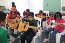 Volunteering in Mexico / Kuvaus vapaaehtoistyöstä Meksikossa