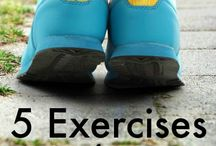 foot exercise