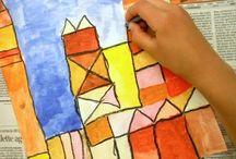 Art projekt- Paul Klee
