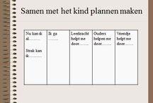 Plannen en weektaken