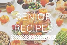 Senior Recipes / fresh, healthy and oraganic reciepes for you and your loving seniors