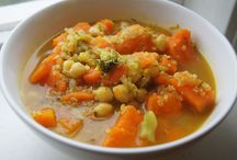 Vegan Food / Tips and recipes for a vegan diet