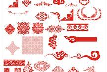 アジアンパターン