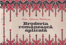 Broderii Romanesti