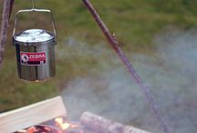 Outdoor and Off-Grid Cooking