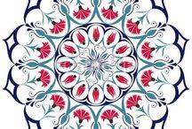 Osmanlı nakış desenlerı
