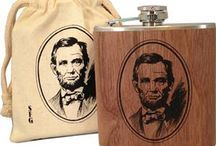 """Gifts For Your """"Mad Men"""" Man / It's everything but the liquor for your whiskey and cocktail loving men (and women) in your life!"""