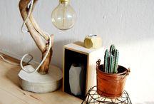 ...DIY lamps...