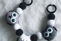 Crochet Toys and Games
