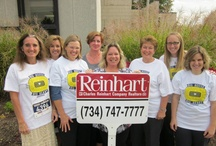 Nonprofits We Love / The Charles Reinhart Company has a long history of providing support to charitable organizations within the Ann Arbor region, both financially and through volunteering. We are proud to support so many nonprofits that support our community! You can help promote these nonprofits by re-pinning them onto one of your boards.