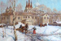 Ruské malířství