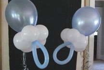 Baby Shower Decor Ideas / by Christina Honey