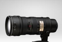 My Camera Gear / by Geoff Dudgeon