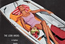 60's summer holiday ⛱