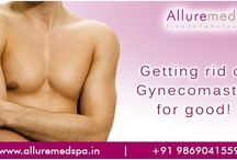 Gynecomastia Surgery / Gynecomastia is a common disorder of the endocrine system in which there is a non-cancerous increase in the size of male breast tissue. Gynecomastia is the result of an imbalance of hormones.