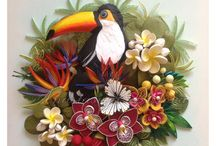 Quilling A