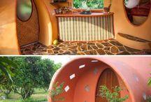 charming odd houses