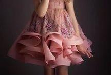Children dressing