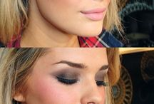 hair/makeup / by Laura Swinson