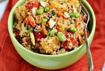 quinoa / by Becca McNamara